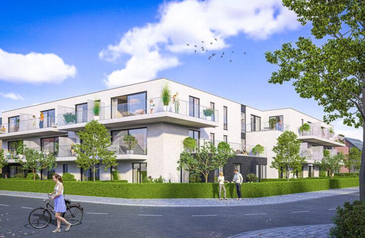 Toekomstig project: residentie De Conscience