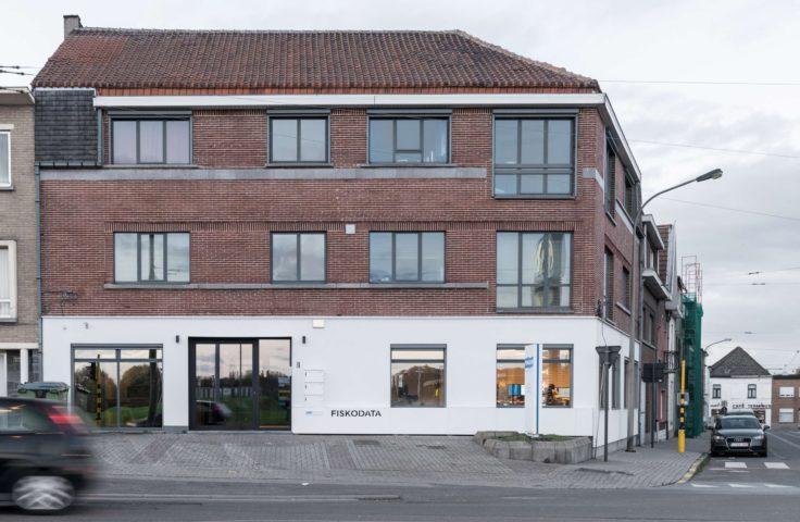 Uitbreiding kantoor Fiskodata
