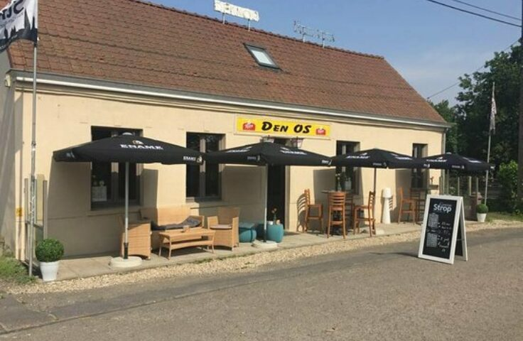 Project in uitvoering: restaurant Den Os